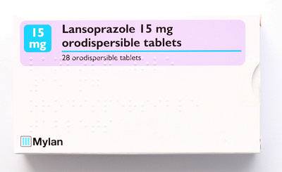 Lansoprazole Orodispersible