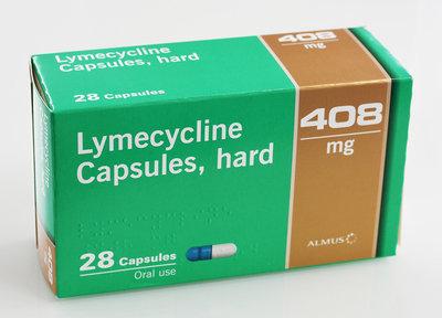 Lymecycline